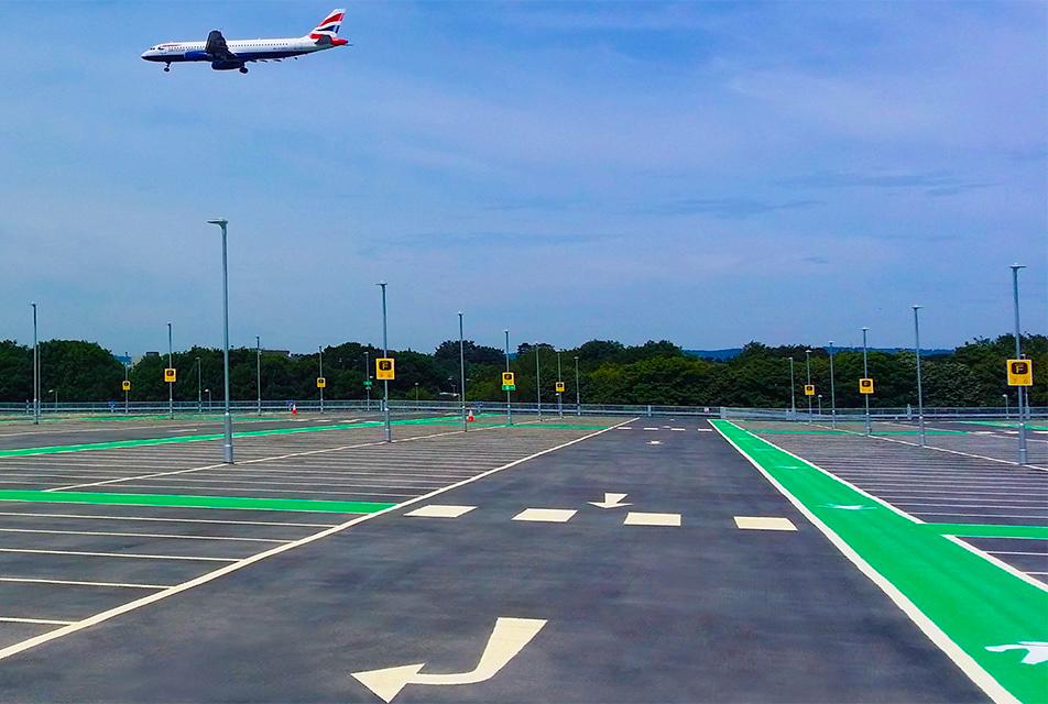 Gatwick Airport MSCP